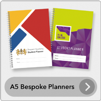 Bespoke Student Planners
